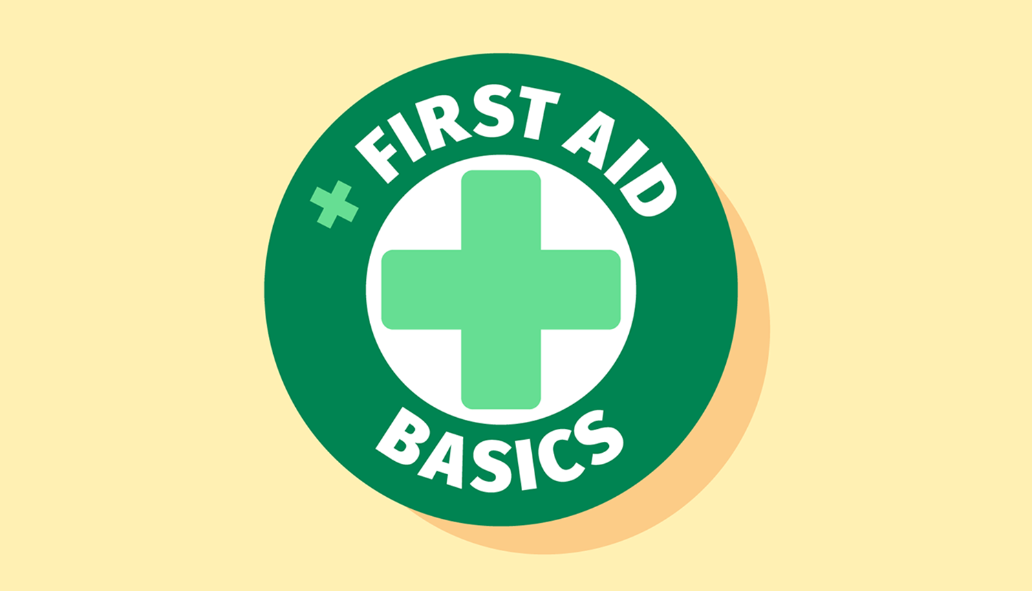 First Aid Course_course splash screen