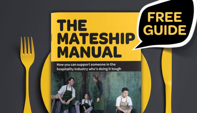 MateshipManual for the hospitality industry