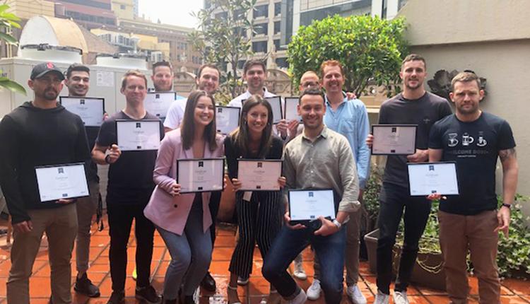 Merivale managers graduate from leadership program