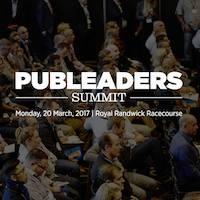 Allara Learning sponsoring the Pub Leaders Summit 2017